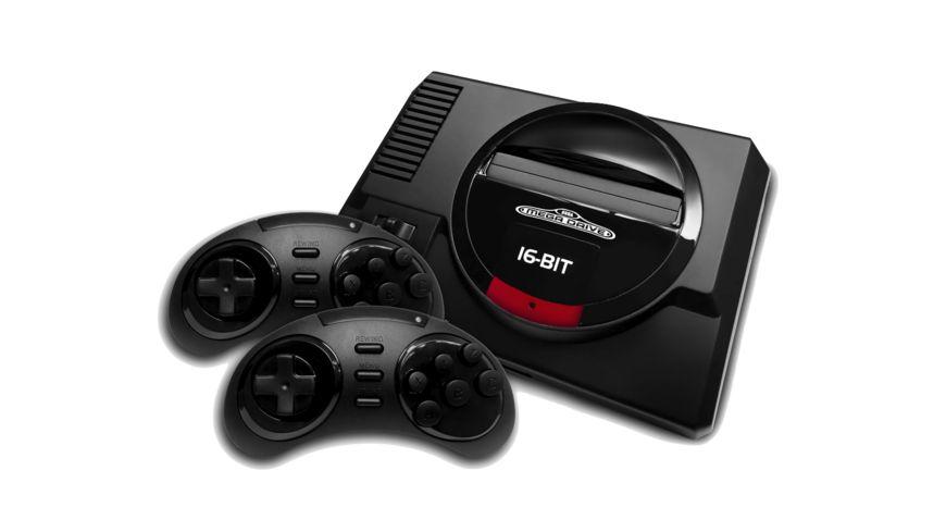 SEGA Classic Game Console HD