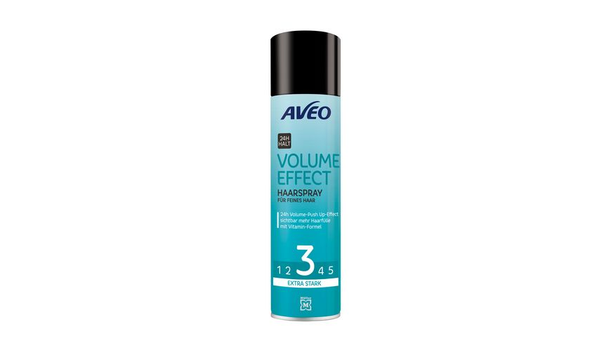 AVEO Haarspray Volume Effect
