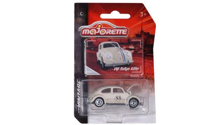 Majorette VW Beetle Racing