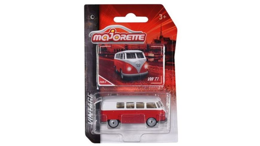 Majorette Vintage VW T1