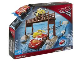 Mattel Disney Cars Cars 3 Fireball Beach Wasser Action Spielset