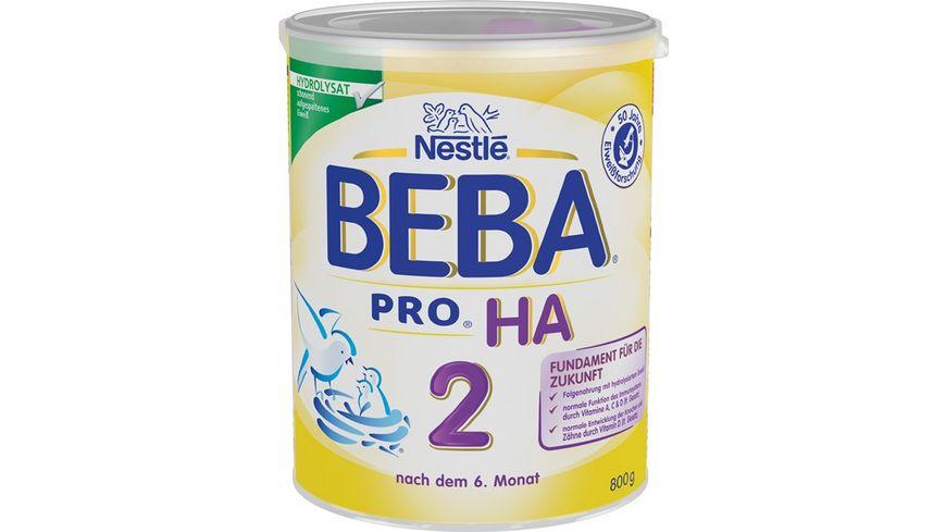 Nestle BEBA PRO HA 2 800 g