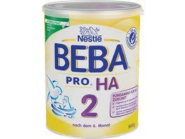 Nestle BEBA Folgenahrung PRO HA 2