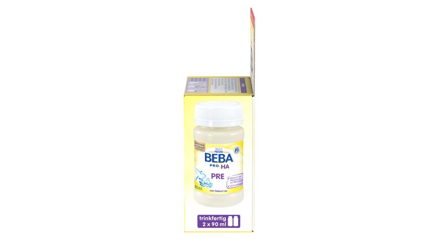 Nestle BEBA PRO HA Pre 2x90 ml