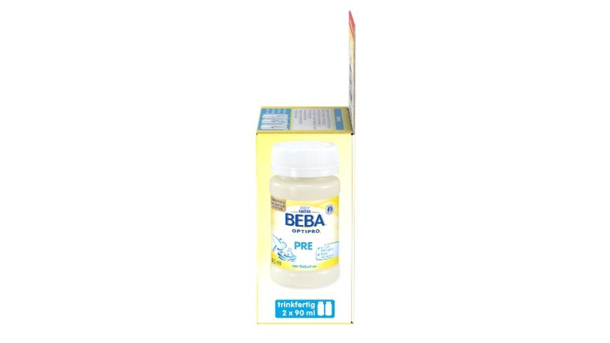 Nestle BEBA OPTIPRO Pre 2x90ml