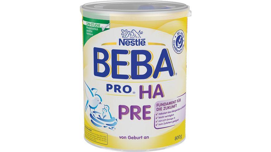 Nestle BEBA PRO HA Pre 800 g