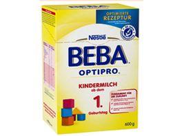 Nestle BEBA OPTIPRO Kindermilch ab dem 1 Geburtstag