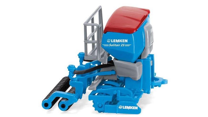 WIKING 037811 Lemken Bestellkombination Solitair Zirkon