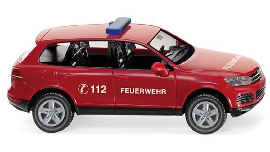 Wiking 0601 28 Feuerwehr VW Touareg