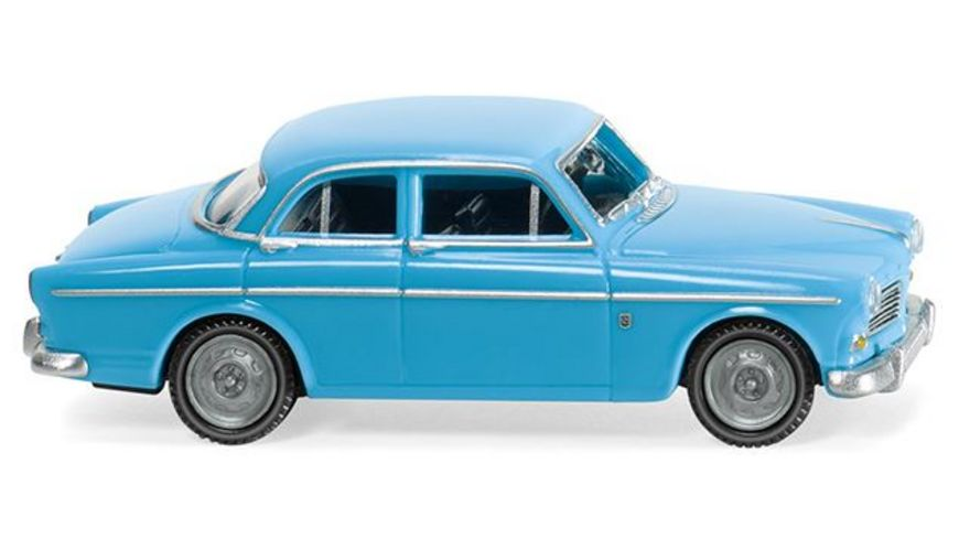 Wiking 0228 04 Volvo Amazon hellblau