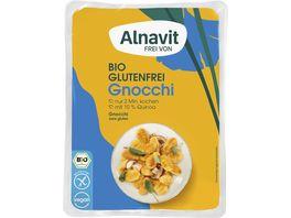 Alnavit Bio Gnocchi mit Quinoa glutenfrei