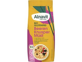 Alnavit Bio Hafer Beeren Knusper