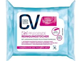 CV Soft 5in1 pflegende Reinigungstuecher 25 Stueck