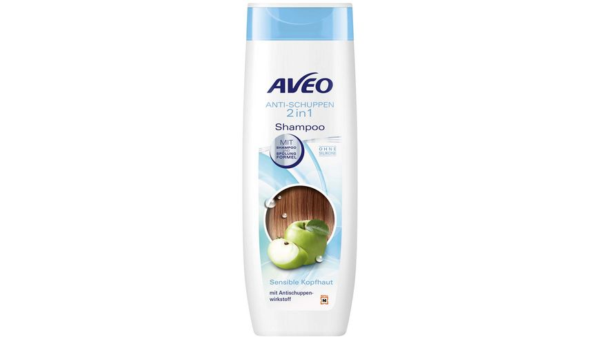 AVEO Shampoo Anti Schuppen 2 in1