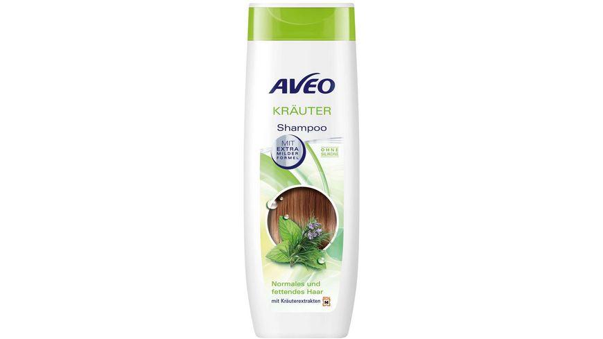 AVEO Shampoo Kraeuter