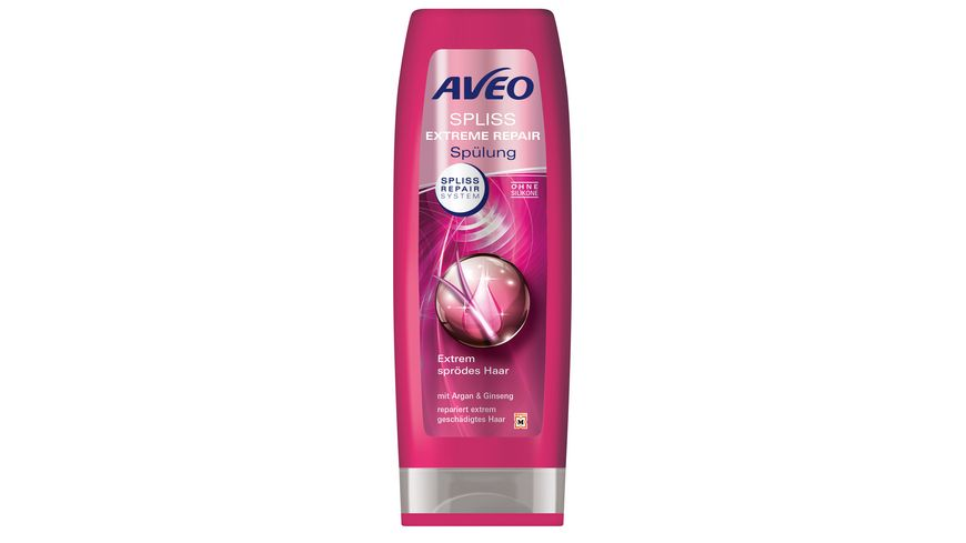AVEO Spuelung Spliss Extreme Repair