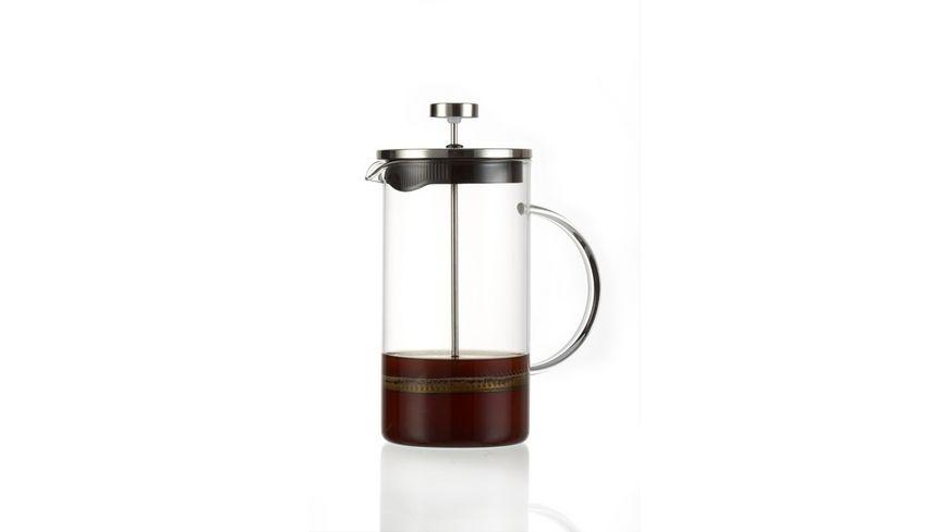 Ritzenhoff Breker Kaffeebereiter Milchaufschaeumer Rio 1 l