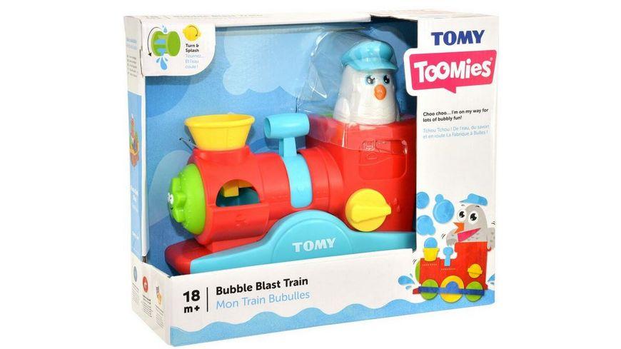 Tomy Toomies Seifenblasen Lok