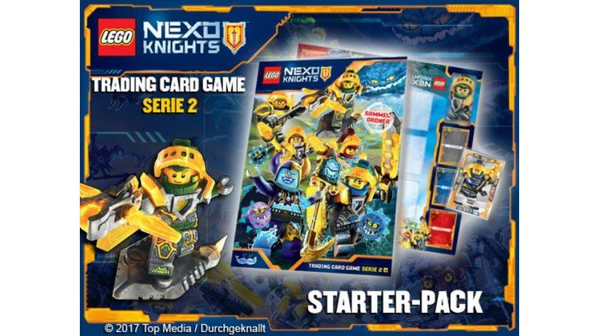 Blue Ocean LEGO NEXO Knights SERIE II STARTER PACK
