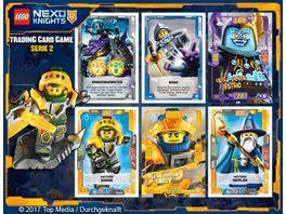 Blue Ocean LEGO NEXO Knights SERIE II 5er Blister