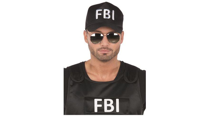 Rubies FBI Cap