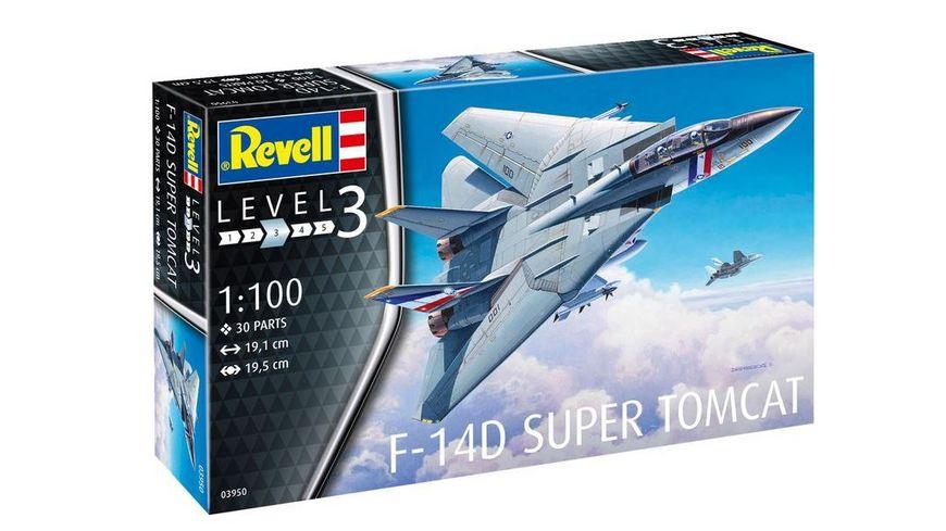 Revell 03950 F 14D Super Tomcat