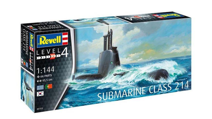 Revell 05153 Submarine CLASS 214
