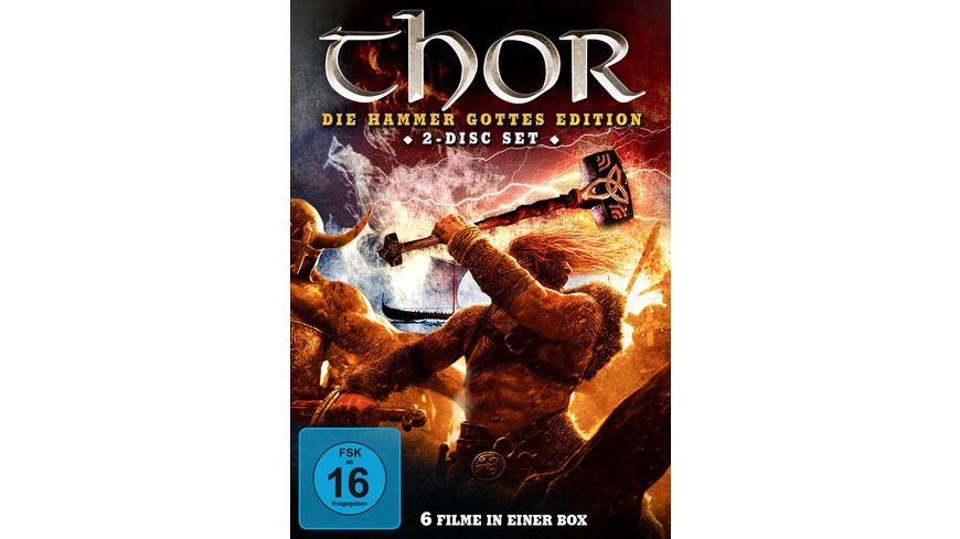 Thor Die Hammer Gottes Edition 2 DVDs