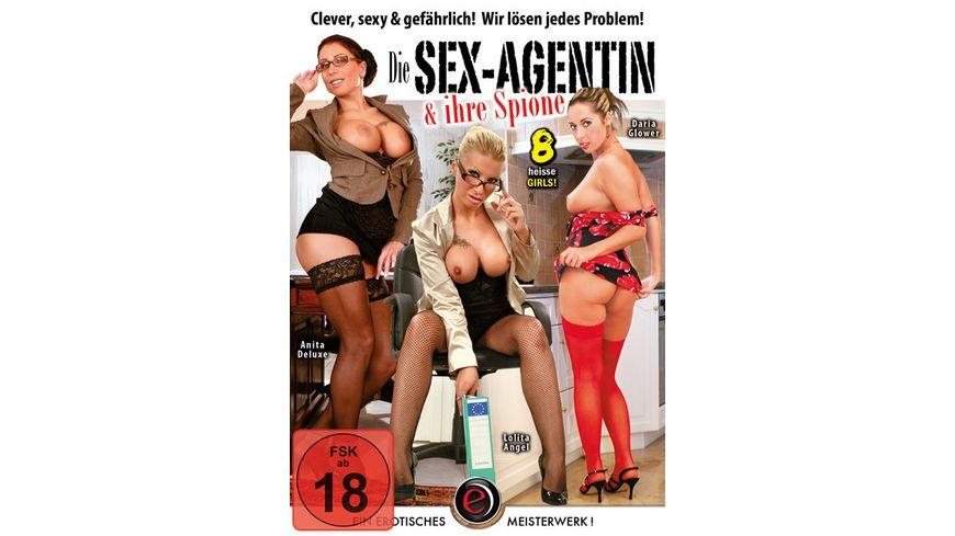 Die Sex Agentin ihre Spione