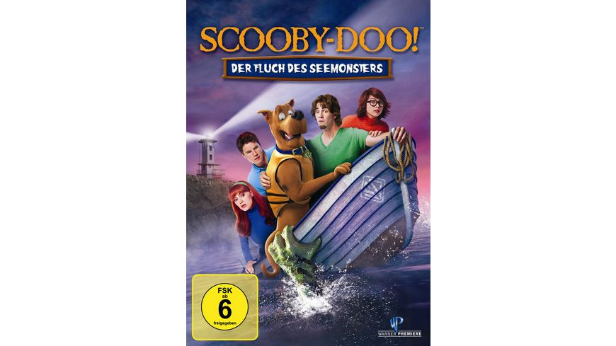 Scooby Doo Der Fluch des Seemonster