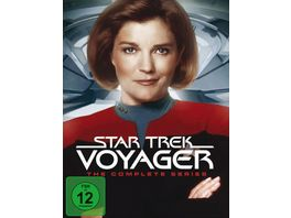Star Trek Voyager Complete Boxset 48 DVDs