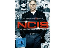 NCIS Naval Criminal Investigate Service Season 14 6 DVDs