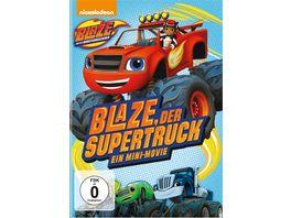 Blaze und die Monster Maschinen Blaze der Supertruck