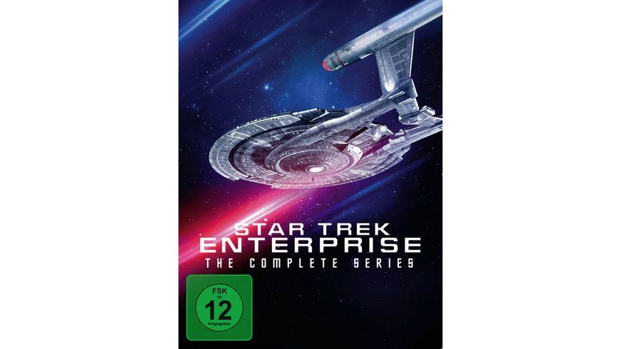 Star Trek Enterprise Complete Boxset 27 DVDs