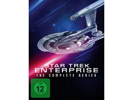 Star Trek Enterprise Complete Boxset 27 DVDs