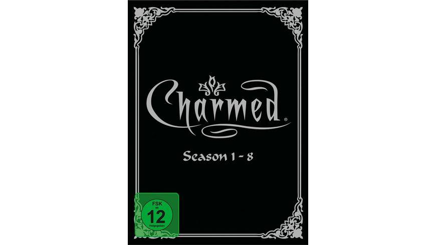 Charmed Season 1 8 48 DVDs