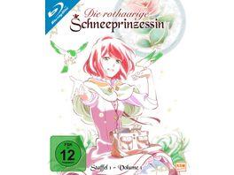 Die rothaarige Schneeprinzessin Staffel 1 Volume 1 Episode 01 04