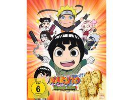 Naruto Spin Off Rock Lee und seine Ninja Kumpels Volume 1 Episode 01 13 2 BRs