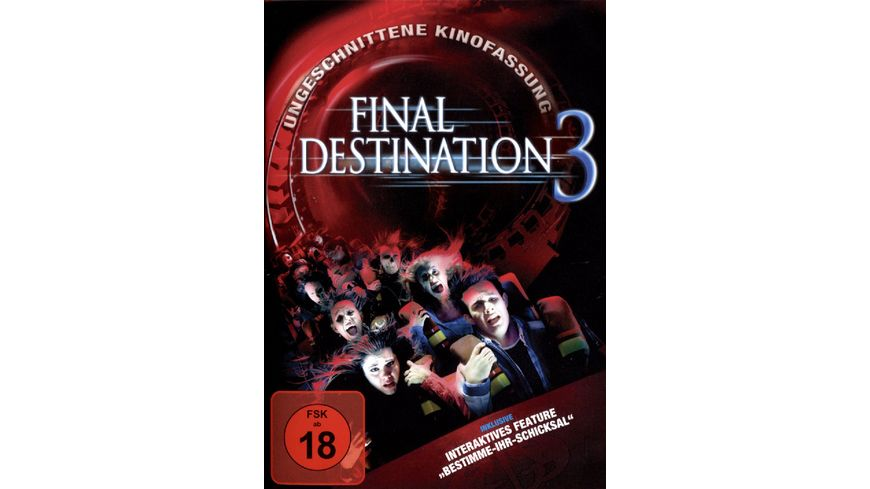 Final Destination 3 Ungeschnittene Kinofassung