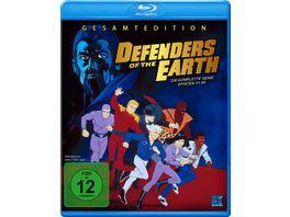 Defenders of the Earth Gesamtbox