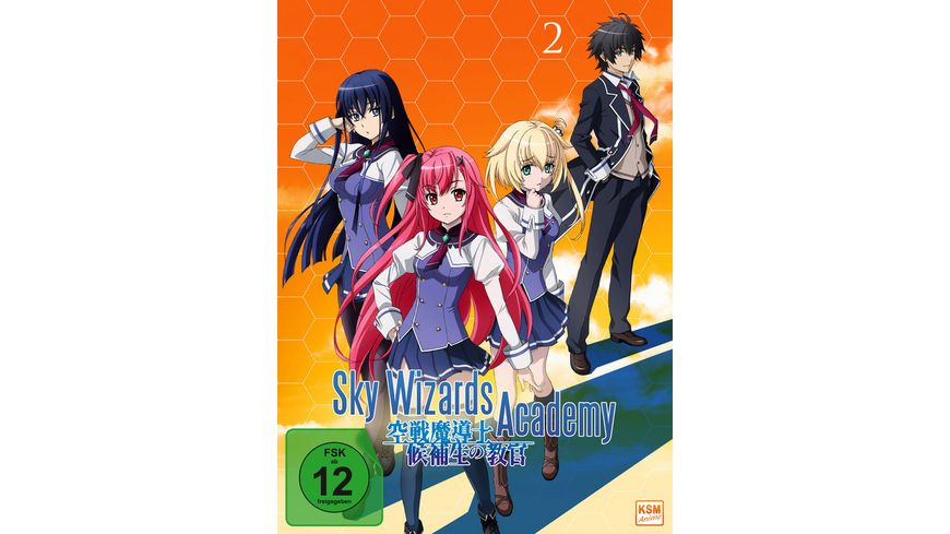 Sky Wizards Academy Episode 07 12