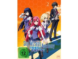 Sky Wizards Academy Episode 07 12