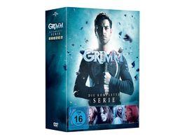 Grimm Die Komplette Serie Staffel 1 6 28 DVDs