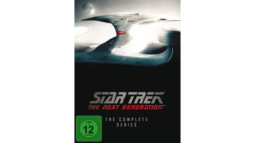 Star Trek Next Generation Complete Boxset 48 DVDs
