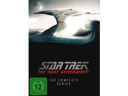 Star Trek Next Generation Complete Boxset 48 DVDs