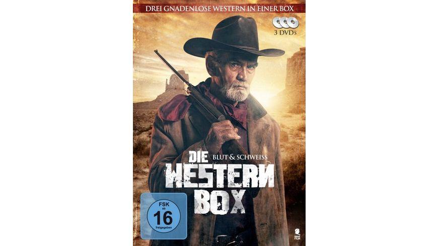 Die Western Box Blut Schweiss