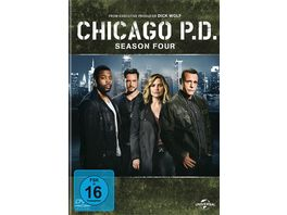 Chicago P D Season 4 6 DVDs