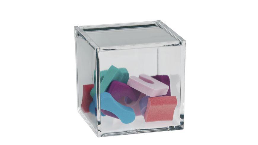 kela Utensilienbox transparent