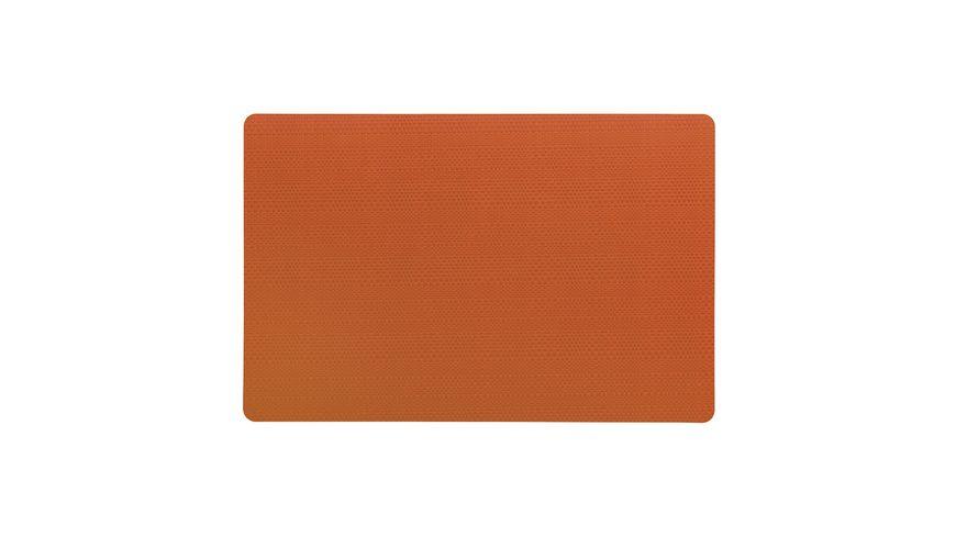 kela Tischset PVC Calina orange