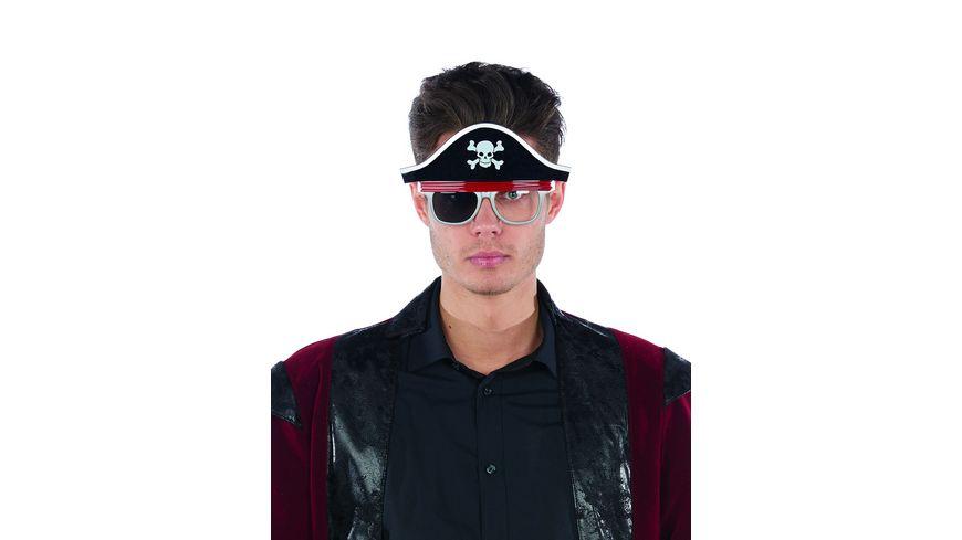 Mottoland Piraten Brille